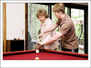 Pool-ski-and-grandma