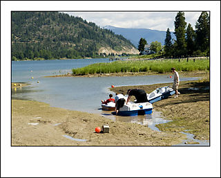 Paddle-boats