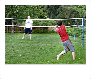 Allreds-badminton