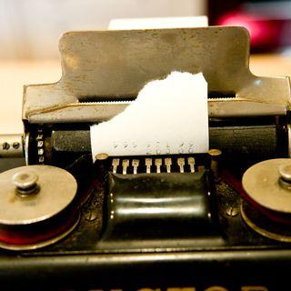 Finds-adding-machine-tape