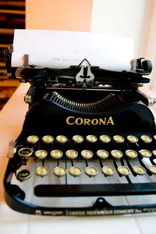 Typewriter-black