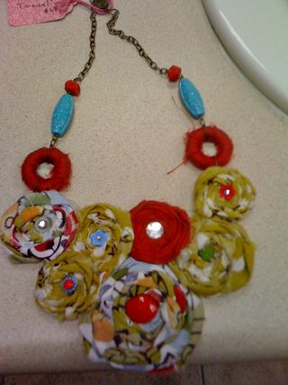 Spark-necklace