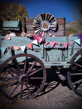 Spark-wagon