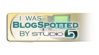 Blog spotter button MOD