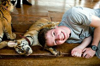 Mc-tiger-paw-on-head