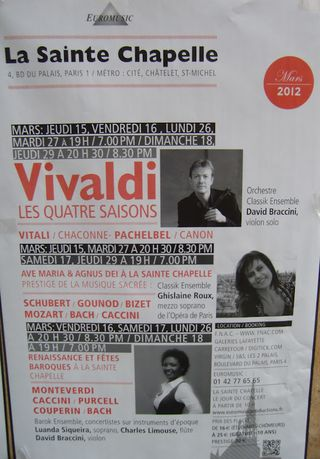 Vivaldi 4 seasons
