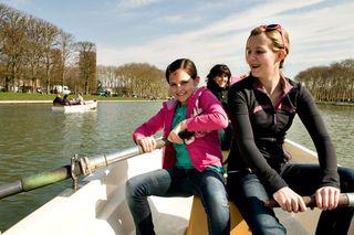 Bree-&-mo-rowing