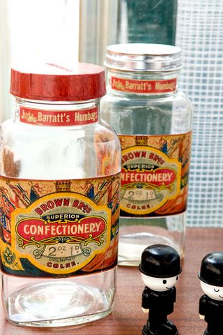 Confectionary-jars