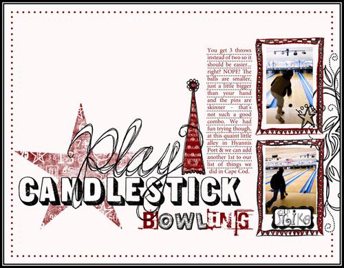 Candlestickbowling