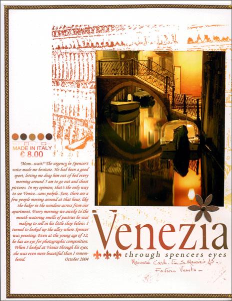 Veneziathroughspencerse